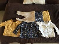 Aged 0-3 months sets £4