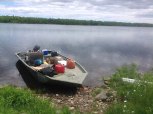 Camp for sale loca alva camp on lake  ready to used one acker