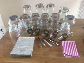 Sweet jars Wedding