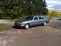 1987 Mercedes-Benz 420 SEL  ESTATE SALE ***MUST SELL***