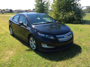 Chevrolet Volt 2015 version de luxe