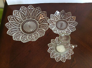 Antique glass set London Ontario image 1