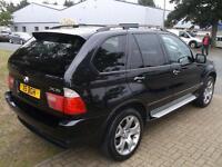 2002 BMW X5 3.0d Sport 5dr Auto 5 door Estate