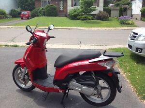 Scooter Kymco 2007