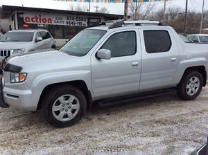2006 Honda Ridgeline RTL LEATHER HEATED SEATS LIKE NEW