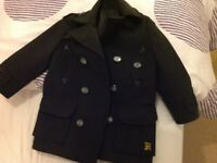 Boys baby k duffel coat