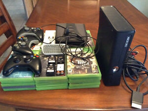 Xbox 360 ARCADE CONSOLE AND GAMES!!
