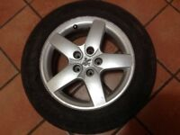 """16"""" FORD TRANSIT CONNECT VAN WHEELS PCD 5X1O8 FITMENT"""