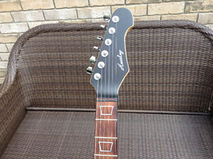 Custom Made Heatley Model T Guitar (with case) Kitchener / Waterloo Kitchener Area image 3
