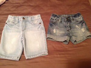 GUESS shorts size 4T
