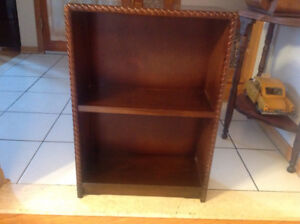 Shelving étagère antique book case