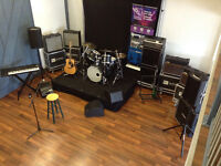 Musicians Rehearsal Space
