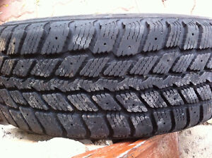 Tires - 185/65R14 Almost New