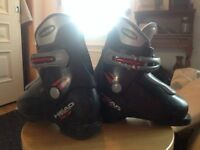 Bottes de ski junior Head 221