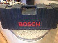 """Bosch 9"""" grinder 2200w"""