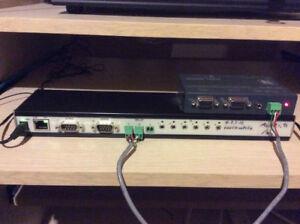 Global Cache GC100 Network Infrared Controller   Kramer VP211DS