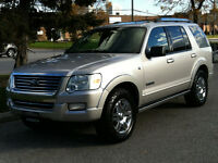 2007 FORD EXPLORER 4X4 LIMITED V8 - NAV|7 PASS|NO ACCIDENTS