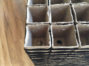 1000 Jiffy Pot Seed Starter Pots for sale