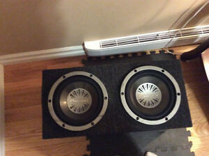 Pioneer sub for sale 10 inch