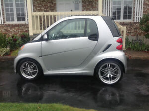 2009 Smart Fortwo Cuir Coupé (2 portes)