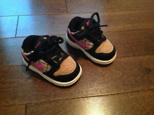 Nike shoes for baby girl