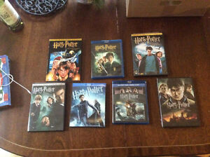 5 Harry Potter Movies for Sale