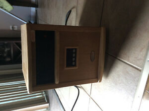 Infrared red heater