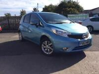 2013 Nissan Note 1.2 Acenta Premium (Safety & Comfort Pack) 5dr