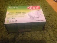 Wifi and Ethernet powerline kit