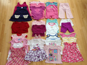 Girl's Size 12-18 Months Clothes
