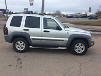 2005 Jeep Liberty Trail Edition New Feb MVI low kms 153 $4500.00