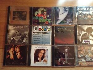 Lot de 85 cd Rock alternatif et autres  Pearl Jam, Doors, R.E.M.
