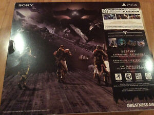 New and sealed Playstation 4 destiny bundle-limited edition 500G West Island Greater Montréal image 1
