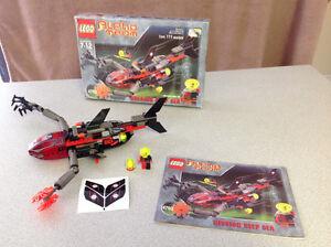 Lego Set 4793 - Alpha Team - Ogel Shark Assault Sub