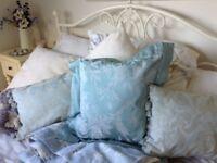 Laura Ashley cushion trio