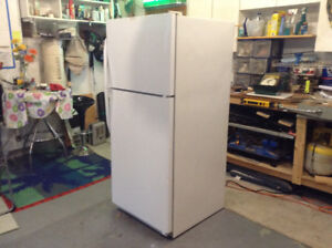 Frigidaire fridge clean and working...5 yrs. old