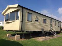 Haven Devon Cliffs Exmouth Private Family 8 berth Caravan for Hire
