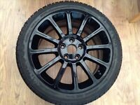 Renault RS Cleo Sport alloy wheel