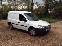 Vauxhall Combo Van in good condition