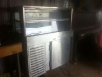 WANTED: COMMERCIAL FOOD EQUIPMENT