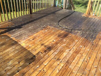 CAZA Pressure Washing  & Mossoff Roof Cleaning