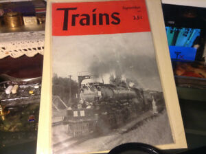 Trains Magazine September 1944