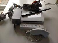 Large Nintendo Wii Console & Games Bundle