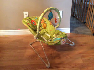 Fisher Price - Bouncer Seat Kitchener / Waterloo Kitchener Area image 1