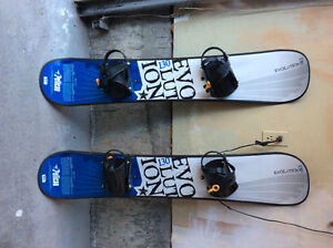 2 Mint Condition Snowboards