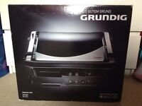 Brand new Grundig contact grill