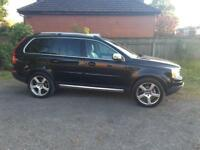 Volvo XC90 2.4 AWD Geartronic 2009MY D5 R-Design 7 seater