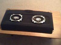 JBL speakers & parcel shelf (Renault Clio)