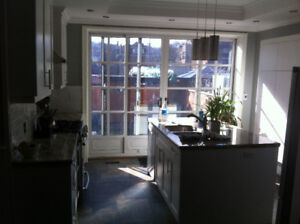Fully furnished 3 bedroom  house on Locke Street South for rent