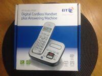 BT Studio 4500 Digital Phone and Answering Machine